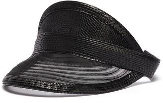 Eugenia Kim 'Vicky' horsehair bill visor