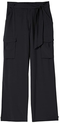 Royal Robbins Spotless Traveler Cargo Pants (Jet Black) Women's Casual Pants