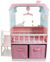 Olivias little world Olivia's Little World Pink Baby Nursery Dollhouse