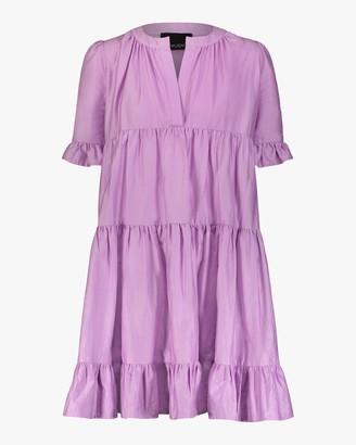 Cynthia Rowley Kaia Tiered Mini Dress