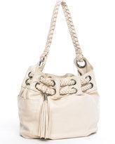 MICHAEL Michael Kors Braided Astor Grommet Shoulder Bag