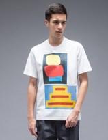 Marni Jack Davidson Graphic Print S/S T-Shirt