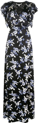 Veronica Beard Padma floral print maxi dress