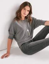 Lucky Brand Dolman Sleeve Pullover
