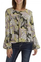UNIONBAY Floral Fiona Top