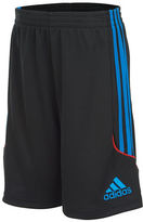 adidas Boys 2-7 Logo Athletic Shorts