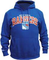 Mitchell & Ness New York Rangers Team Arch Hoody Hoodie Sweater