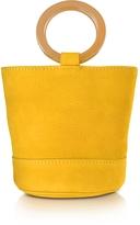 Simon Miller S801 Maize Nubuck Bonsai Bag