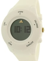 adidas Men's ADP3204 White Silicone Quartz Sport Watch