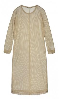 HOLZWEILER Beige Polyester Dresses