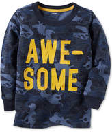 Carter's Graphic-Print Cotton T-Shirt, Little Boys (4-7) and Big Boys (8-20)