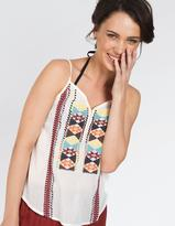 Fat Face Lynmouth Embroidered Cami