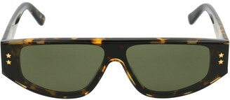 Stella McCartney Star Logo Embellished Sunglasses