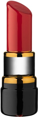 Kosta Boda Make Up Mini Lipstick Cerise Sculpture