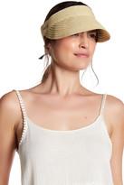 San Diego Hat Company Lace Back Visor