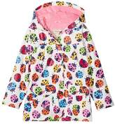 Hatley Rainbow Ladybirds Classic Raincoat Girl's Coat