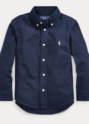 Ralph Lauren Pink Pony Cotton Oxford Shirt