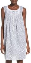 Eileen West Women's Print Cotton Nightgown