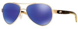 Costa del Mar Polarized Sunglasses, Cdm Loreto 06S000172 57P