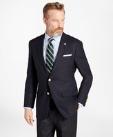 Brooks Brothers Madison Fit Two-Button 1818 Blazer