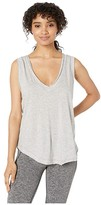 FP Movement Henry Tank Top (Grey Combo) Women's Workout