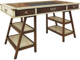 Houseology Authentic Models Navigators Desk - Ivory