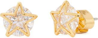 Kate Spade Something Sparkly Star Stud Earrings