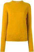 Jil Sander cashmere crew neck jumper - women - Cashmere - 34