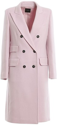 Max Mara Double Breasted Coat