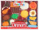 Melissa & Doug Food Fun Combine & Dine Dinners I by
