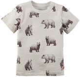 Carter's Boys 4-7 Animal Pattern Screen-Printed Tee