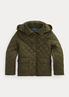 Ralph Lauren Water-Resistant Barn Jacket
