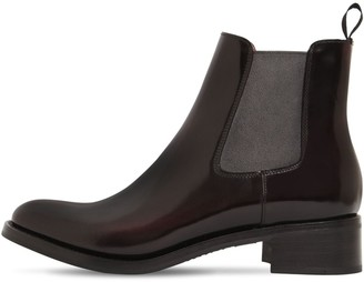 Church's 40MM MONMOUTH BRUSHED LEATHER BOOTS