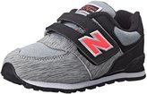 New Balance KG574I Sweatshirt Running Shoe (Infant/Toddler)