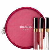 Chanel Give It Shine, Glossimer Trio