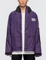 Billionaire Boys Club Hooded Rain Jacket