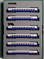 Kato 10-279 E2 1000 Series Hayate 6 Car Add On Set