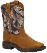 Ariat Boys' Workhog Wide Square Toe (Toddler-Youth)
