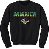 TeeStars - Jamaica National Soccer Team 2016 Fans Youth Kids Sweatshirt