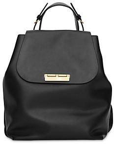 ZAC Zac Posen Chantalle Mini Leather Backpack