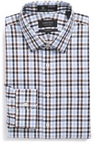 Nordstrom Men's Smartcare(TM) Wrinkle Free Classic Fit Check Dress Shirt