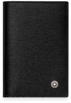 Montblanc Leather Business Card Holder