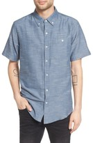 Ezekiel Men's Textured Woven Shirt