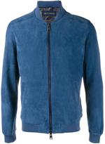 Etro bomber jacket - men - Silk/Cotton/Goat Skin/Cupro - L