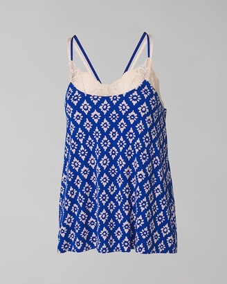 Soma Intimates Cool Nights Lace Cami