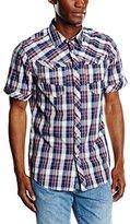 G Star Men's Arc 3D Shirt with Short Sleeves