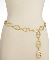 MICHAEL Michael Kors Harness Chain Belt