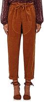 Ulla Johnson Women's Sabi Cotton Moleskin Pants-RED