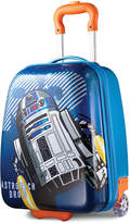 """American Tourister Star Wars R2D2 18"""" Hardside Rolling Suitcase"""