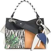 Proenza Schouler Printed Curl Handbag
